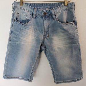 Men's Buffalo David Bitton Jean Shorts, size 30